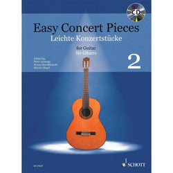 Easy Concert Pieces for Guitar - Vol. 2