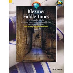 Klezmer Fiddle Tunes