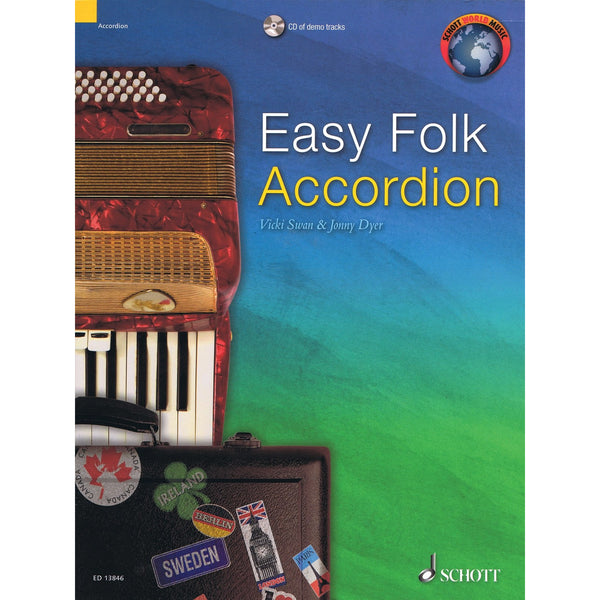 Easy Folk Accordion