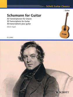 Schumann for Guitar