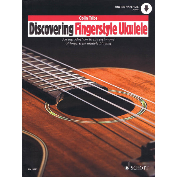 Discovering Fingerstyle Ukulele, Vol. 1