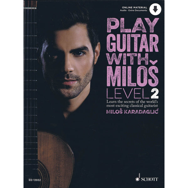 Play Guitar with Milos - Level 2