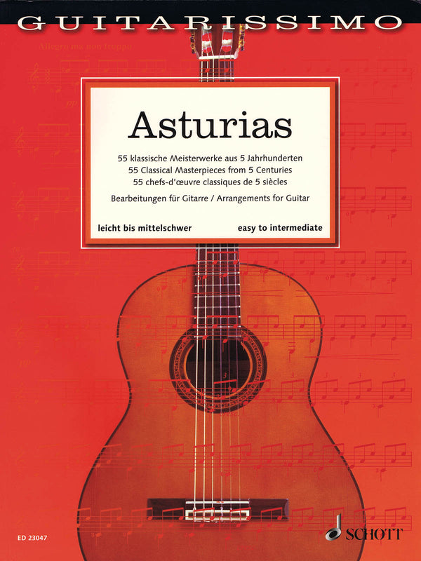 Asturias - 55 Classical Masterpieces from 5 Centuries