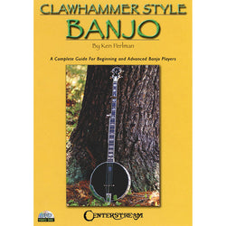 DVD - Clawhammer Style Banjo: A Complete Guide for Beginning and Advanced Banjo Players