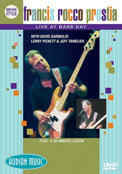 Francis Rocco Prestia - Live at Bass Day 1998