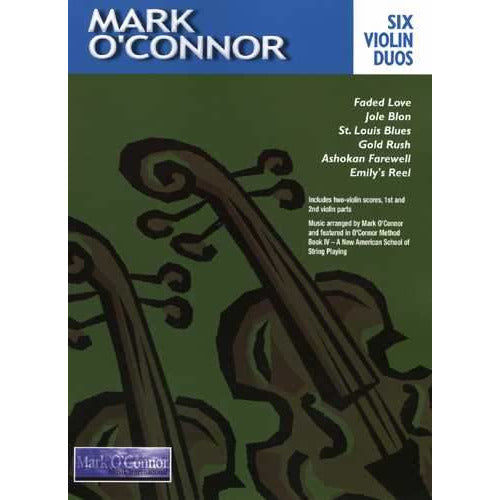 Mark O'Connor - Six Violin Duos