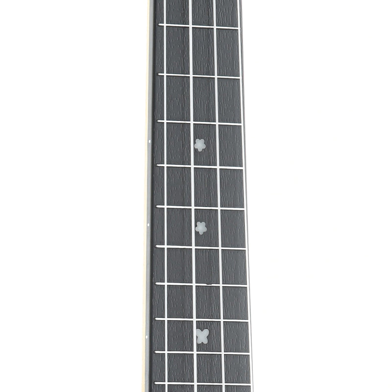 Flight TUS35 Travel Series Soprano Ukulele, Black
