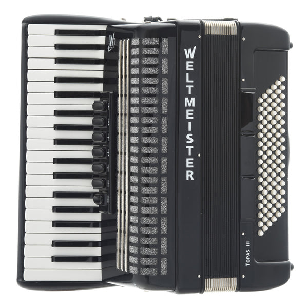 Weltmeister Topas III Keyboard Accordion (2015)