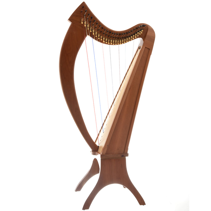 Stoney End Anne 26 Celtic Floor Harp