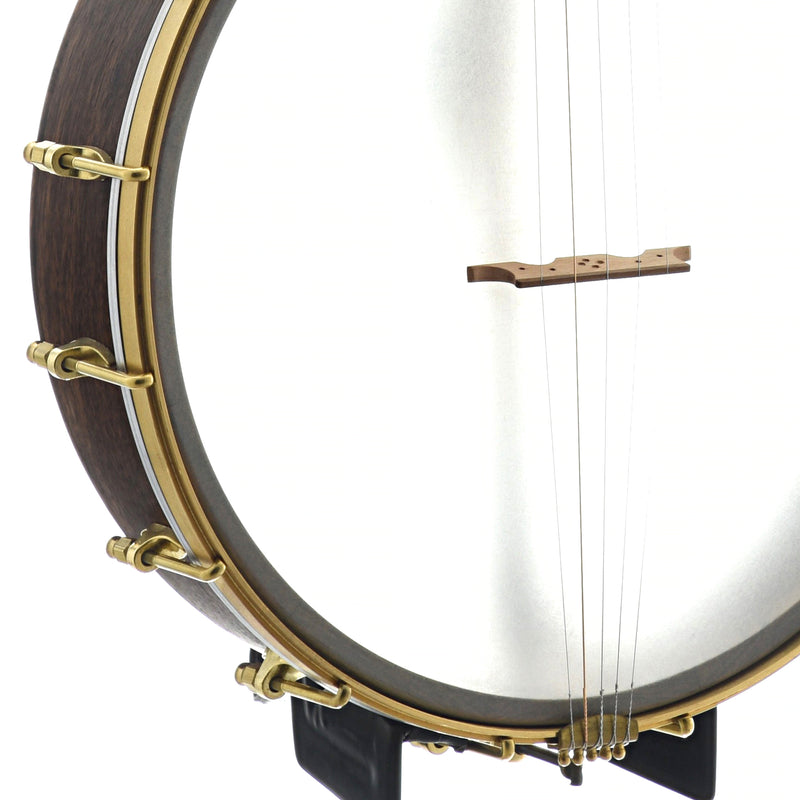 "Dogwood Banjo Co. 12"" Openback Banjo, Granadillo Tone Ring"