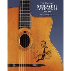 The Story of Selmer Maccaferri Guitars - Shopworn