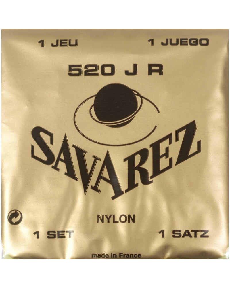 Savarez 520JR Classical Guitar Strings, Mixed Tension