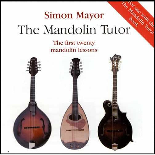 <CD> The Mandolin Tutor