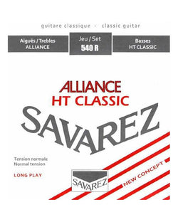 Savarez 540R Alliance Classical Guitar Strings, Normal Tension
