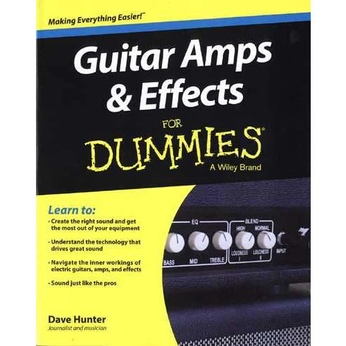 Guitar Amps & Effects for Dummies