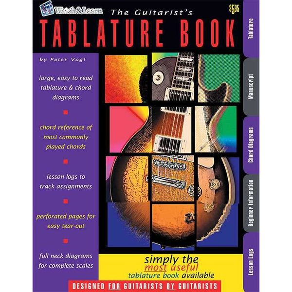 The Guitarist's Tablature Book