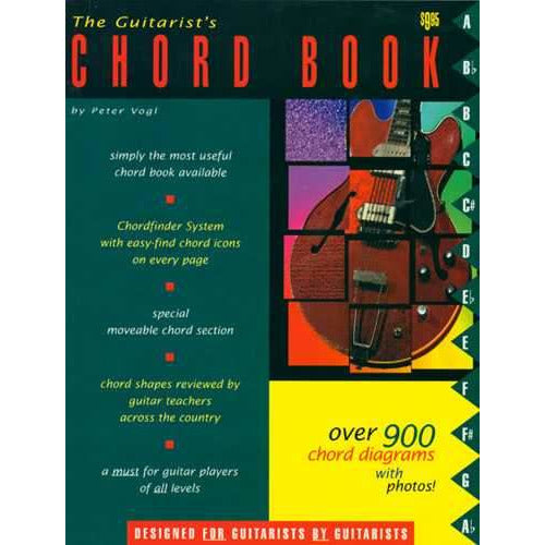 The Guitarist's Chord Book