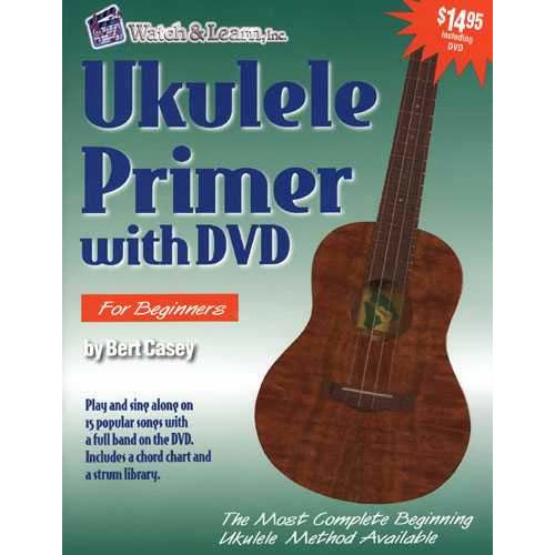 The Ukulele Primer with DVD