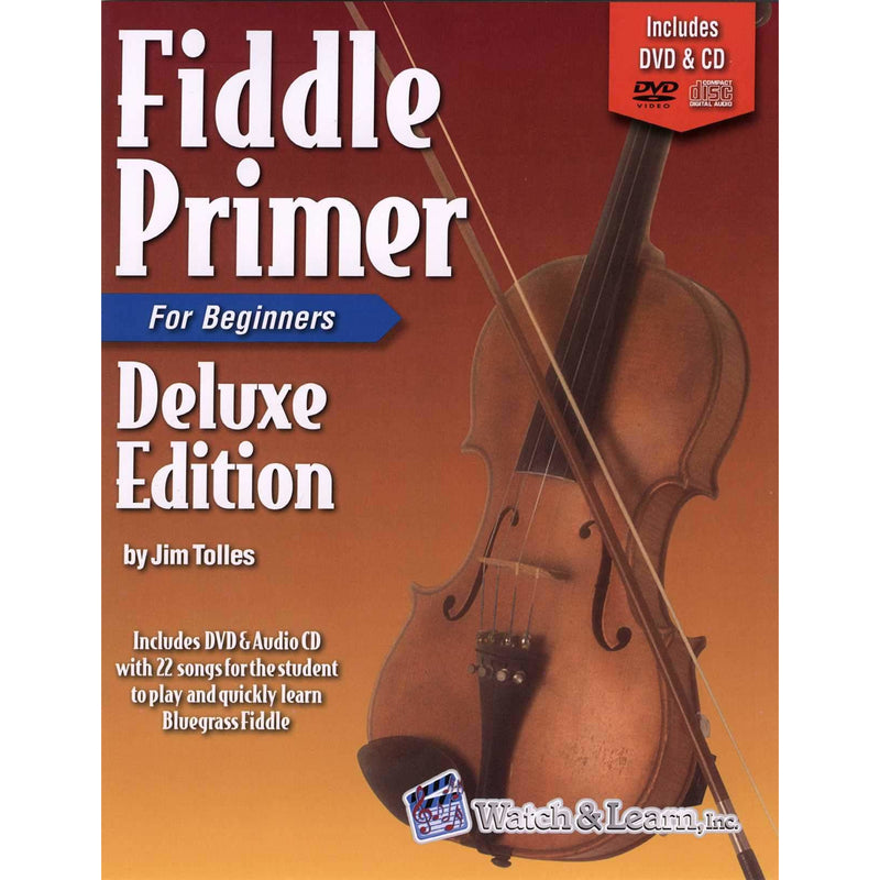 Fiddle Primer Deluxe Edition