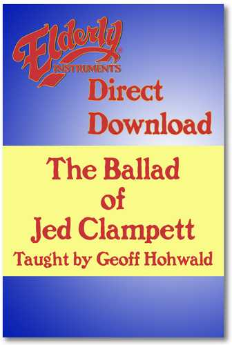 Ballad of Jed Clampett