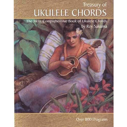 Roy Sakuma's Treasury of Ukulele Chords