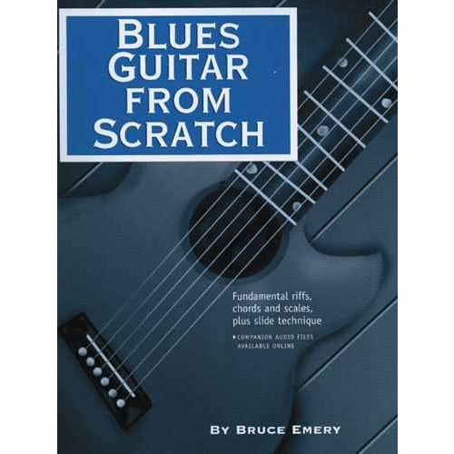 (133) BLUES GUITAR FROM SCRATCH