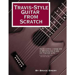 (140) TRAVIS-STYLE GUITAR FROM SCRATCH