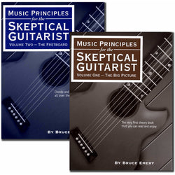 (117) MUSIC PRINCIPLES FOR THE SKEPTICAL GUITARIST - SET