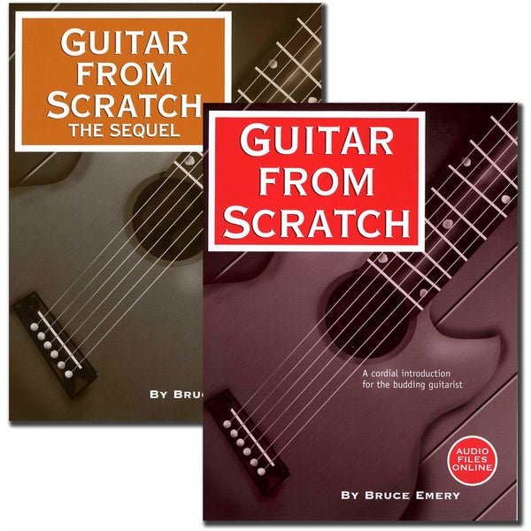 Guitar From Scratch / Guitar From Scratch-The Sequel Set