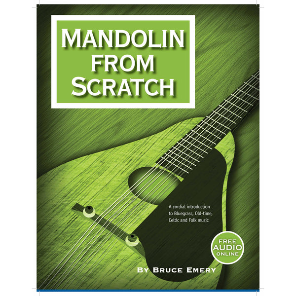 (250) MANDOLIN FROM SCRATCH