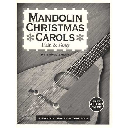 (750.1) MANDOLIN CHRISTMAS CAROLS - PLAIN & FANCY