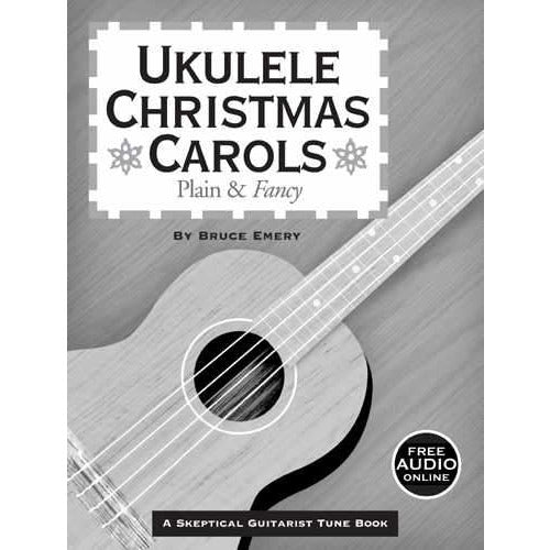 (750.1) UKULELE CHRISTMAS CAROLS - PLAIN & FANCY