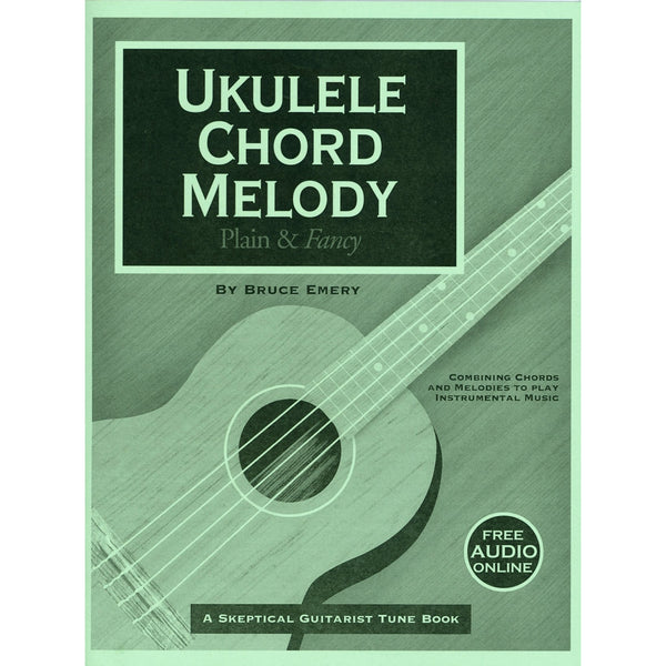 Ukulele Chord Melody - Plain and Fancy
