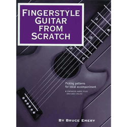 (140) FINGERSTYLE GUITAR FROM SCRATCH