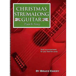 (111.5) CHRISTMAS STRUMALONG GUITAR - PLAIN & FANCY