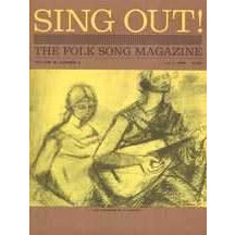 Sing Out! V16 #3: July 1966