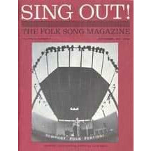 Sing Out! V16 #4: September 1966
