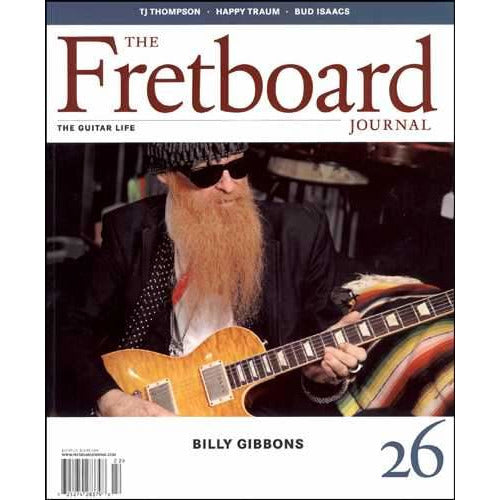 Fretboard Journal, #26 - Summer 2012