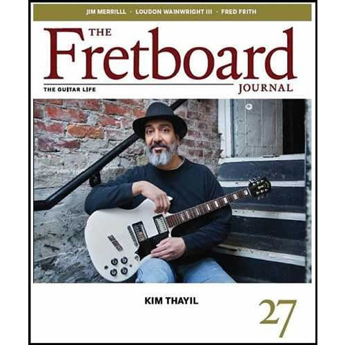 Fretboard Journal, #27 - Fall 2012