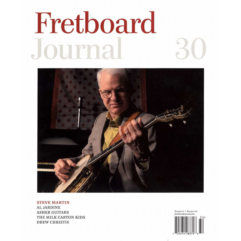Fretboard Journal Magazine - #30