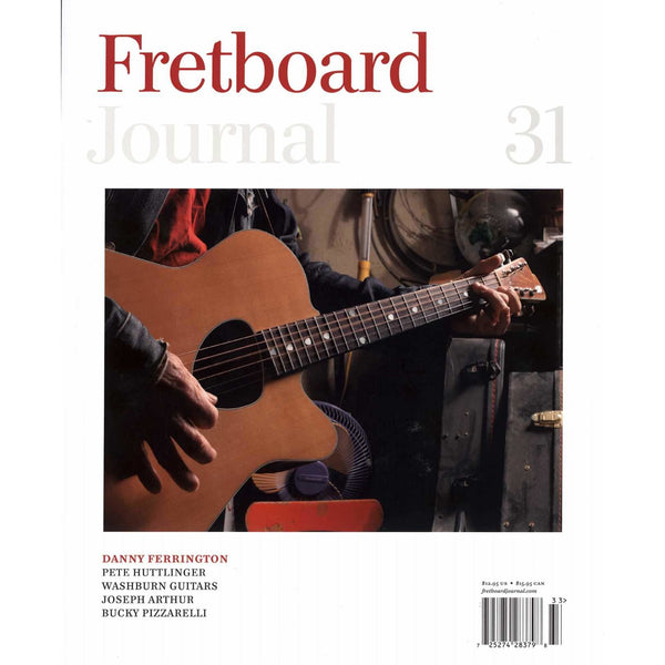 Fretboard Journal Magazine - #31