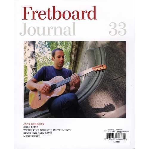 Fretboard Journal Magazine - #33