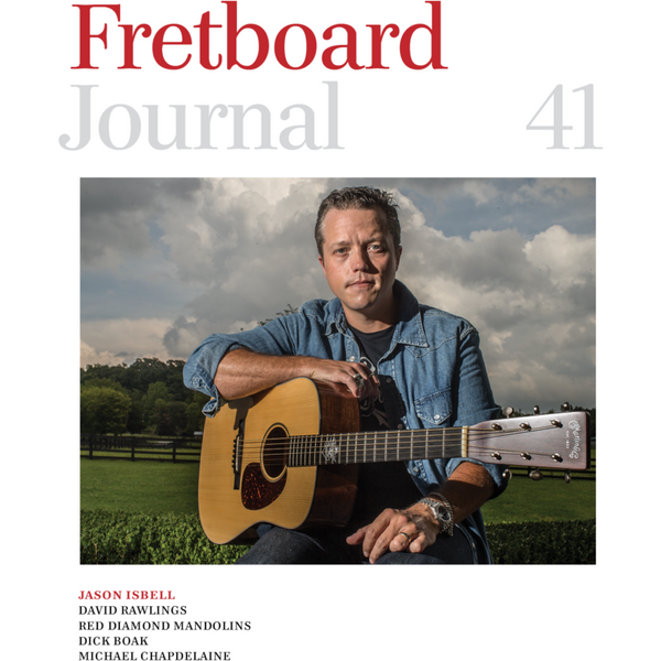 Fretboard Journal Magazine - #41