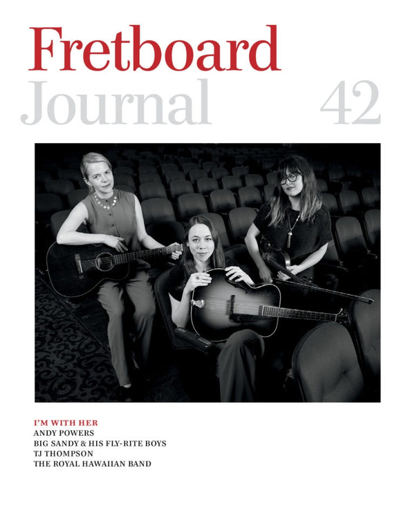 Fretboard Journal Magazine - #42