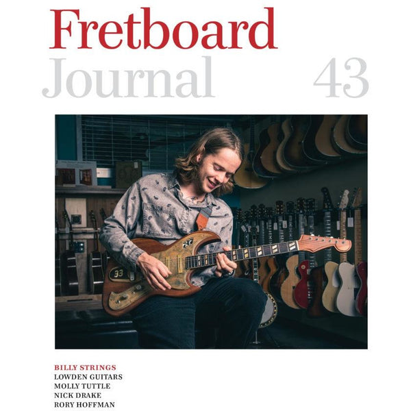 Fretboard Journal Magazine - #43