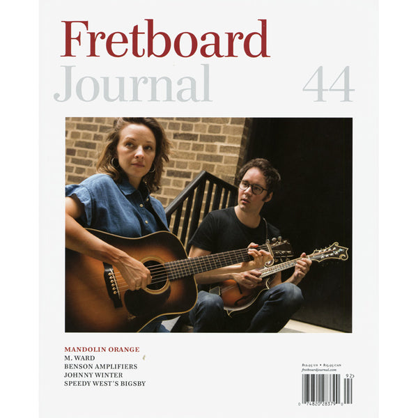 Fretboard Journal Magazine - #44