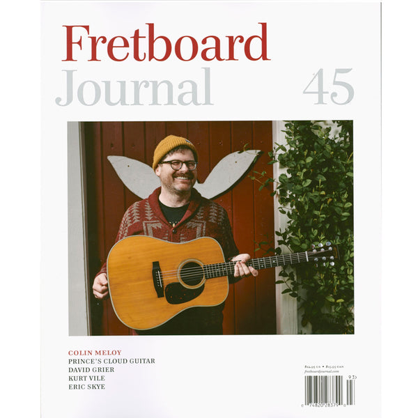 Fretboard Journal Magazine - #45