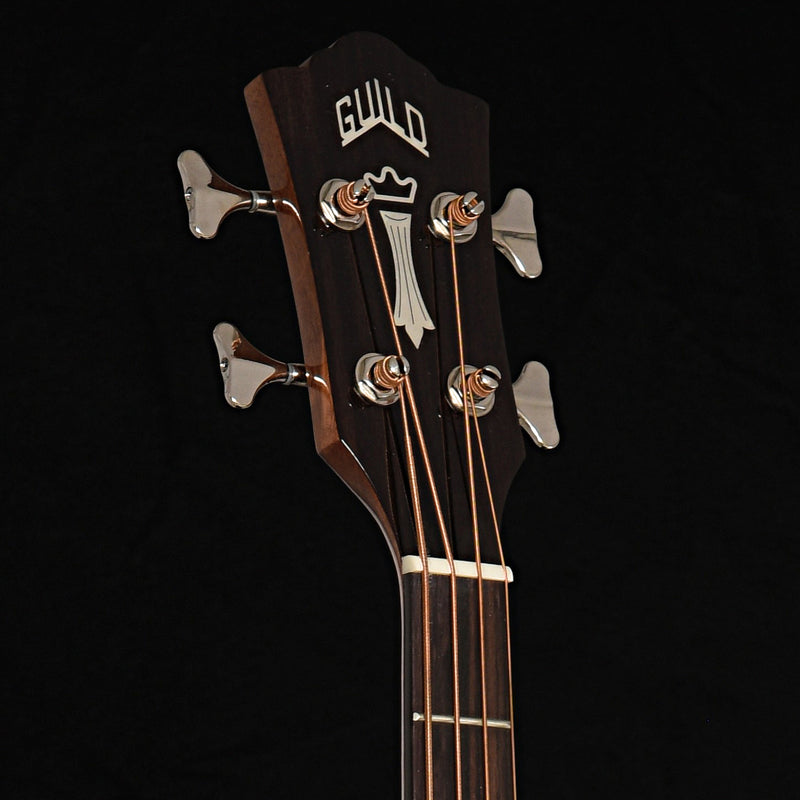Guild Westerly Collection B-140E Acoustic Bass Guitar and Case
