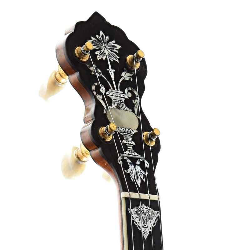 Vega Fairbanks No. 7 Whyte Laydie Flowerpot Headstock (1922)