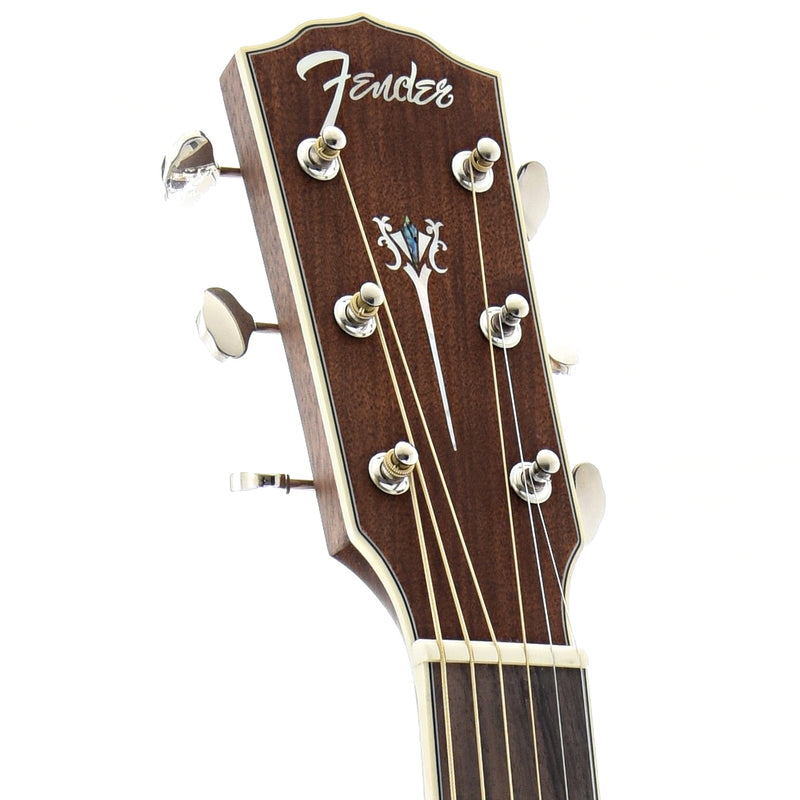 Fender Paramount Series PM-3 Triple 0 All Mahogany Guitar with Case